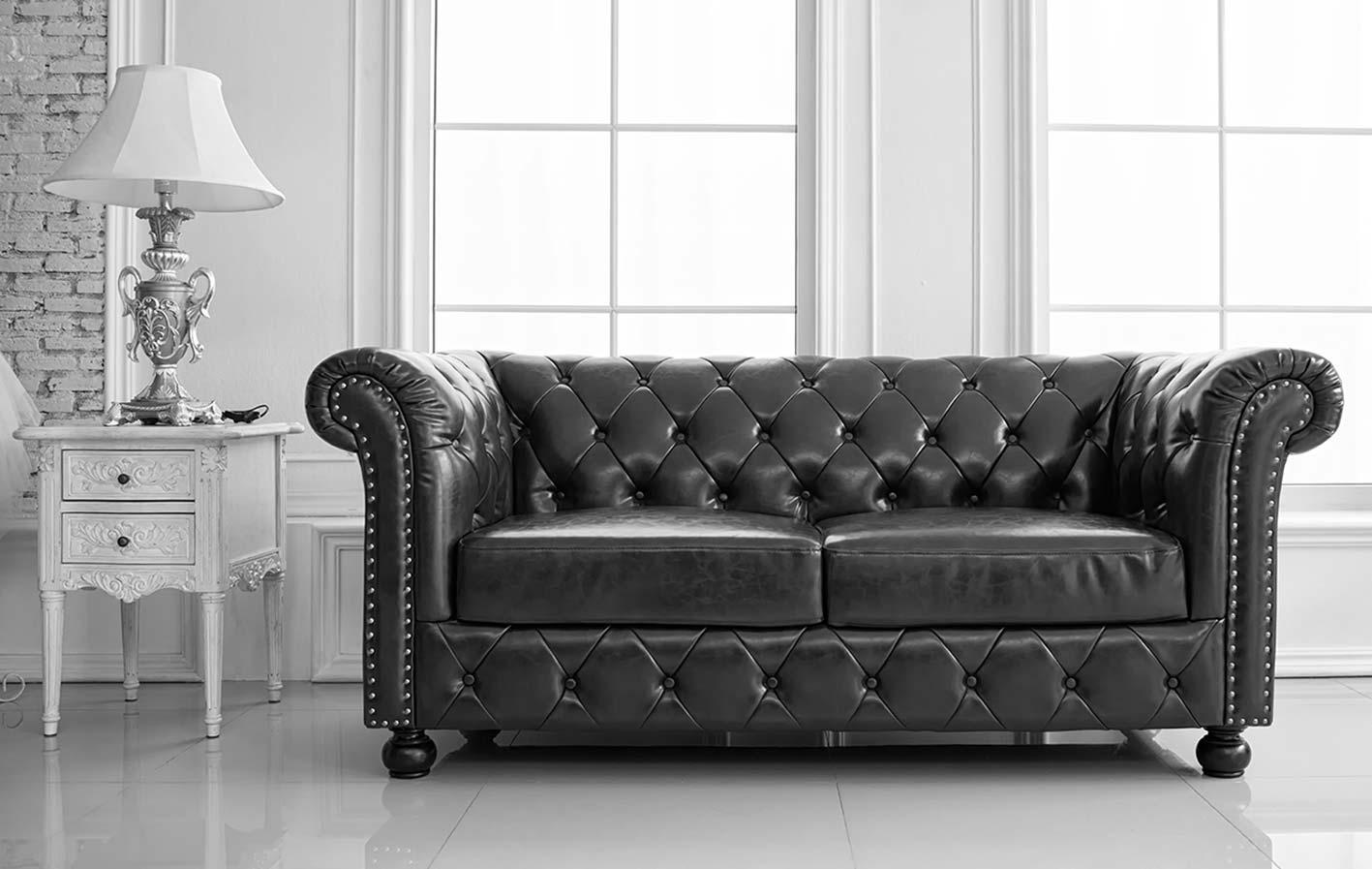 divano-pelle-nera