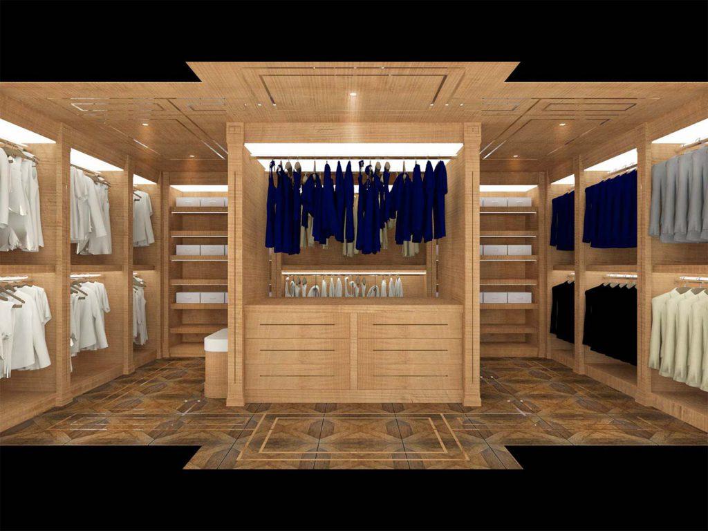 Cabine Armadio Enormi : Cabine armadio ozonizzate nuovo stile design